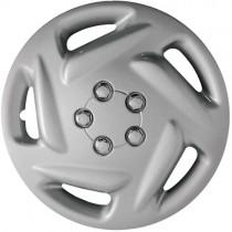 "Wheel Covers: Premier Series: 203 Silver (15"")"