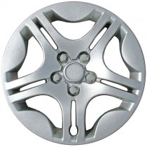 """Wheel Covers: Premier Series: 428 Chrome or SIlver (15"""")"""