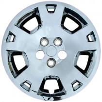 Wheel Covers: Premier Series: 431 SIlver