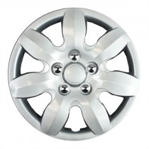 Wheel Covers: Premier Series: 434 Chrome or SIlver