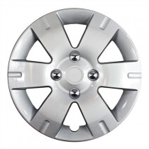 """Wheel Covers: Premier Series: 436 Chrome or SIlver (16"""")"""