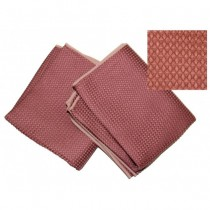 15X25 WAFFLE M/F - RED