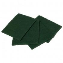 SCRUB PAD 5X7 GREEN