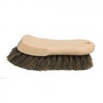 Heavy Duty Interior & Upholstery Brush-Horsehair
