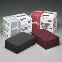 Maroon Scuff Pads 20 ct. Box