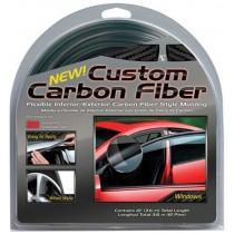 """Cowles Custom Carbon Fiber 3/4"""" x 12' Black"""