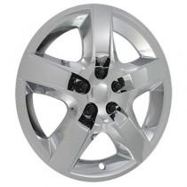 "Wheel Covers: Premier Series: 435 Silver (17"")"