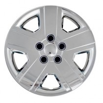"""Wheel Covers: Premier Series: 438 Chrome or SIlver (16"""")"""