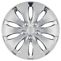 """Wheel Covers: Premier Series: 439 Chrome or SIlver (16"""")"""