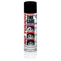 NO TOUCH TIRE CARE -- 18 OZ