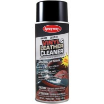 Sprayway Vinyl Leather Cleaner (16oz)