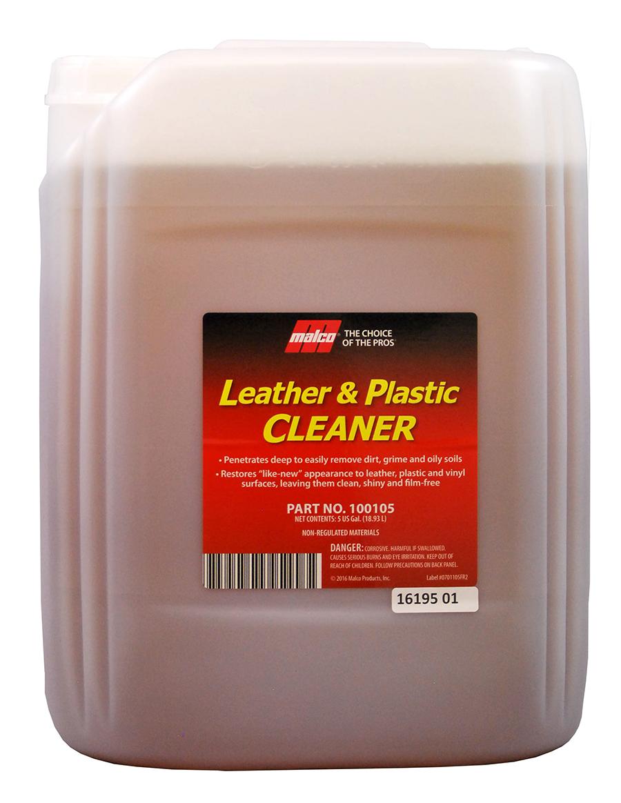 1001 Leather Amp Plastic Cleaner