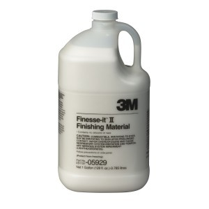 3M Finesse-It II Machine Polish, 1 Gallon, 05929