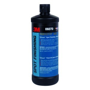 3M Perfect-It 3000 Trizact Spot Finishing Material, 06070