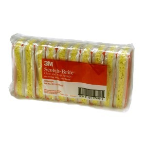 Scotch-Brite Type T Scuff Sponge 07439 (each)