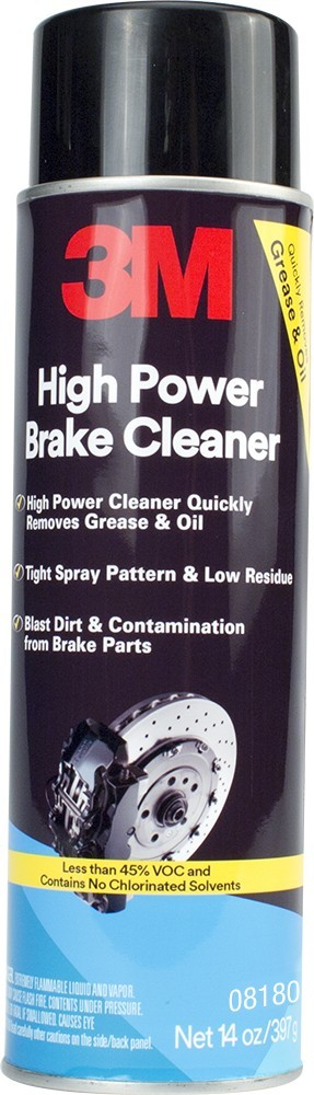 3M HIGH POWER BRAKE CLEANER, 08180