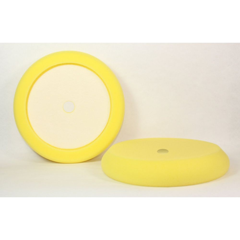 Hi Buff- Medium Cut Yellow Classic Foam Pad