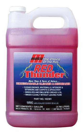 Red Thunder Biodegradable Degreaser (1Gal)