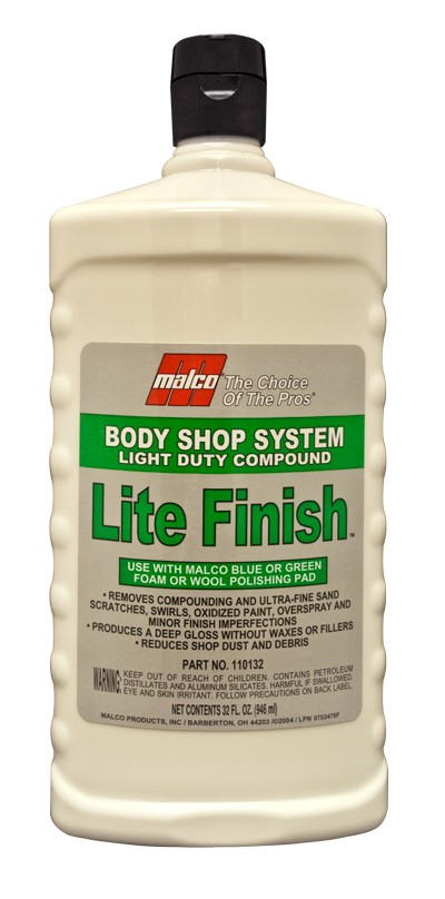 Lite Finish Cleaning Polish (32oz)