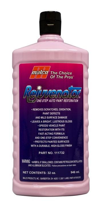 Rejuvenator One-Step Auto Paint Restoration (32oz)
