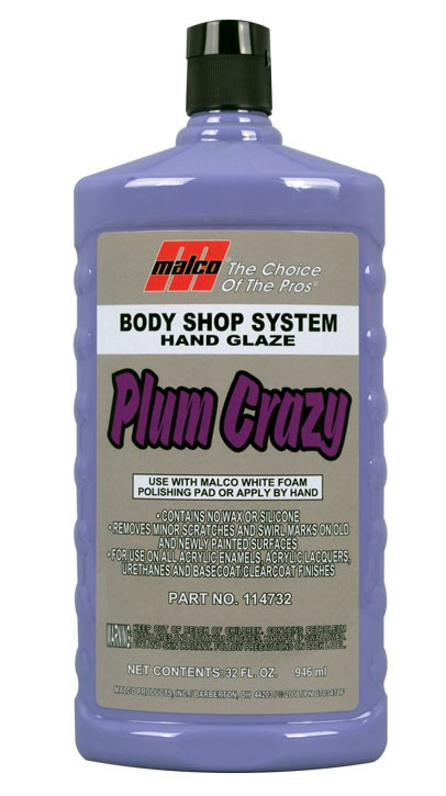 Plum Crazy Hand Glaze (32oz)