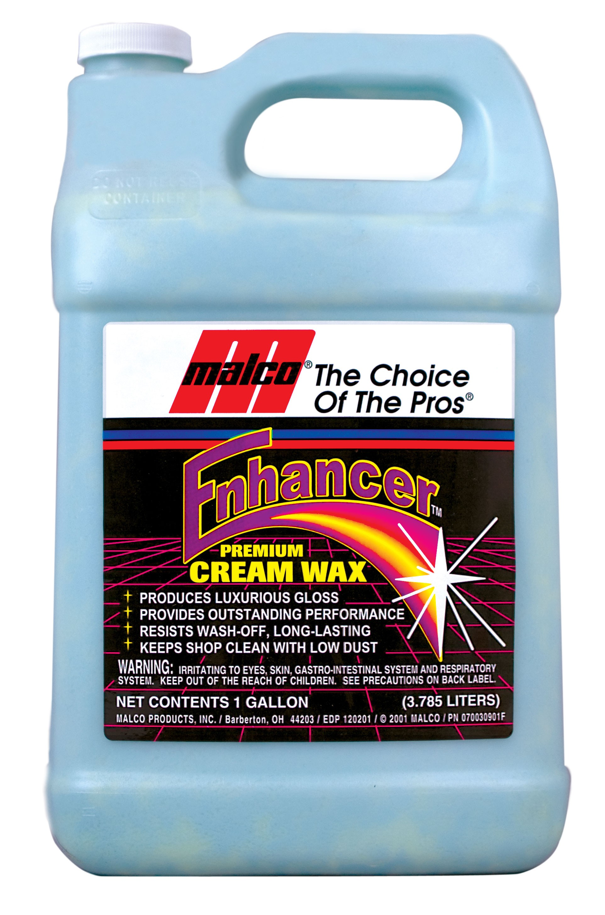 Enhancer Premium Cream Wax (1Gal)