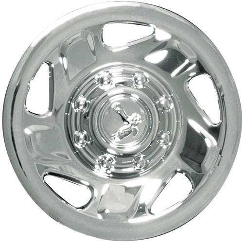 "Wheel Covers: Premier Series: 134 Chrome (16"")"