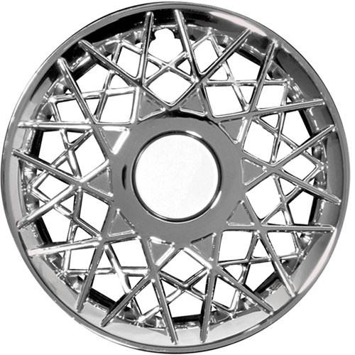 "Wheel Covers: Premier Series: 150 Chrome (16"")"