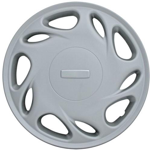 "Wheel Covers: Premier Series: 184 Silver (15"")"