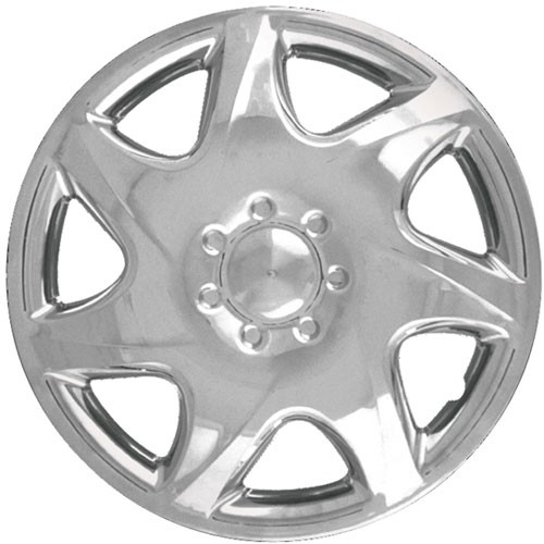 "Wheel Covers: Premier Series: 191 Silver (14"")"