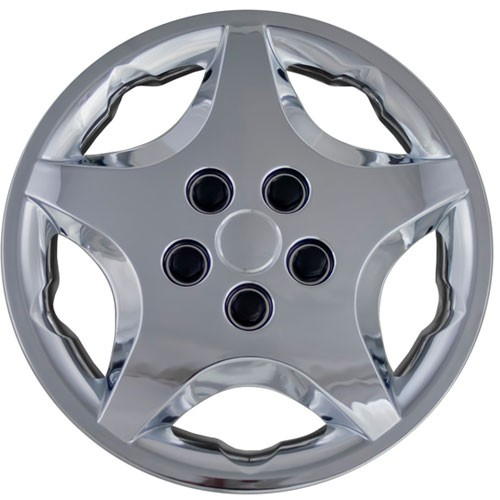 "Wheel Covers: Premier Series: 409 Silver (14"")"