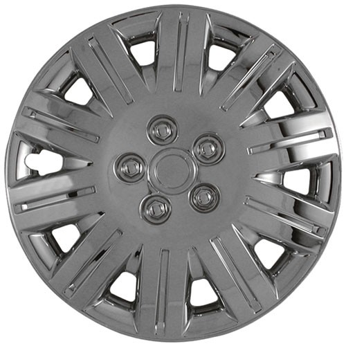Wheel Covers: Premier Series: 419 Chrome or Silver