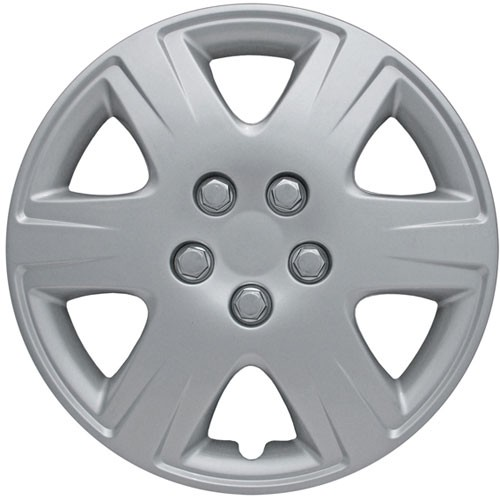 """Wheel Covers: Premier Series: 422 Chrome or Silver (15"""")"""