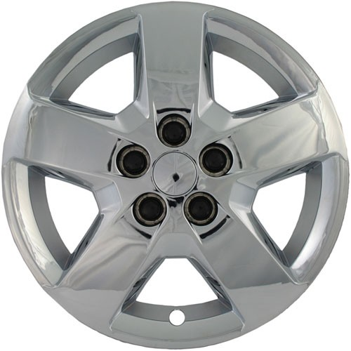 "Wheel Covers: Premier Series: 440 Silver (16"")"