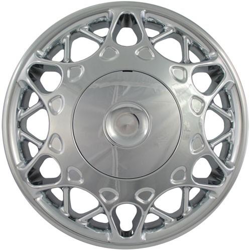 "Wheel Covers: Premier Series: 441 Silver (15"")"