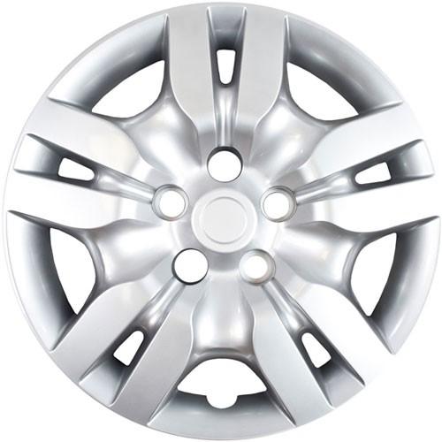 "Wheel Covers: Premier Series: 455 Silver (16"")"