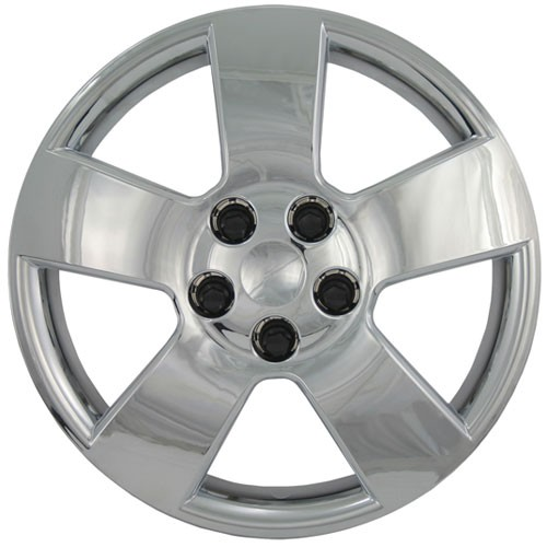 "Wheel Covers: Premier Series: 459 Silver (16"")"