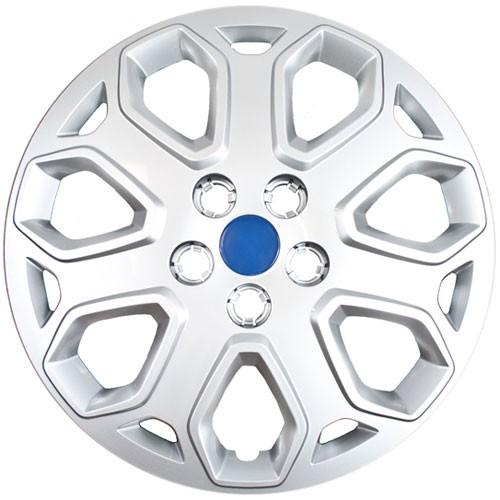"Wheel Covers: Premier Series: 463 Silver (16"")"