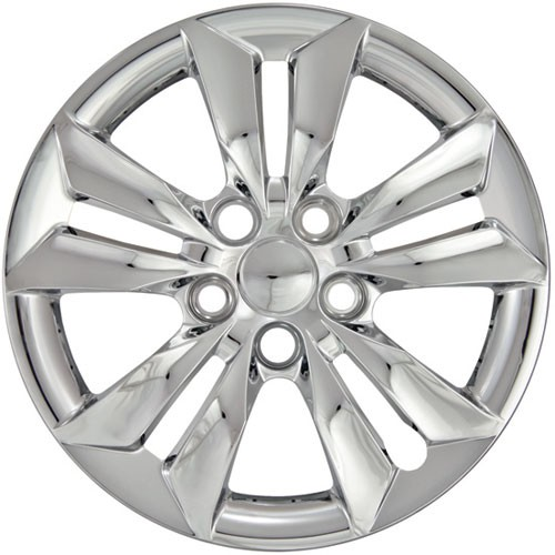 "Wheel Covers: Premier Series: 464 Chrome or SIlver (16"")"