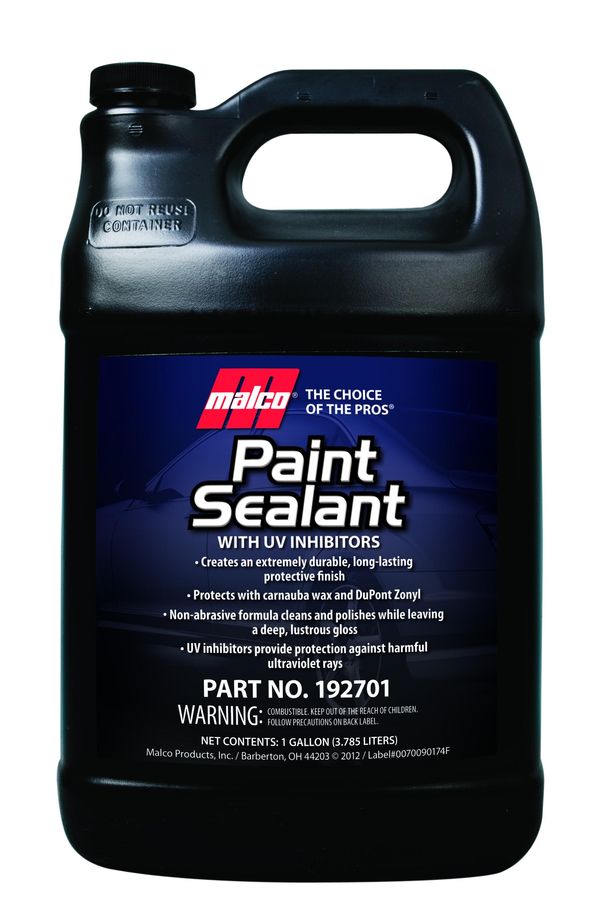 Paint Sealant with UV Inhibitors Gal