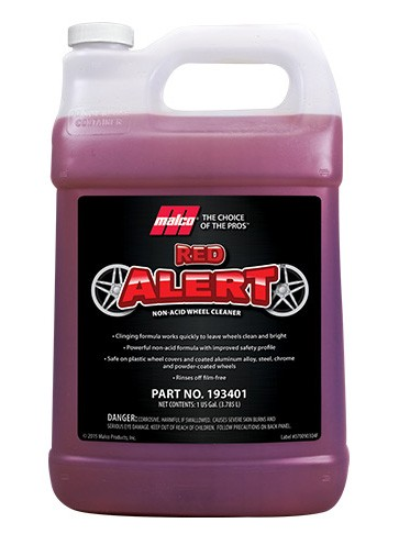 Red Alert Non-Acid Wheel Cleaner (Gal)