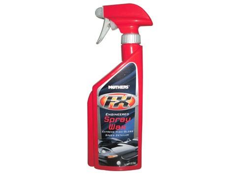 Mothers Polish Fx Spray Wax