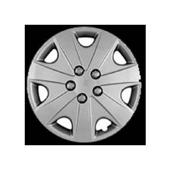 "Wheel Covers: Premier Series: 414 Silver (15"")"