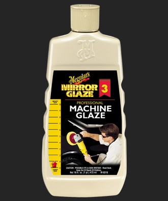 Meguiar's - Mirror Glaze Machine Glaze, 16 oz