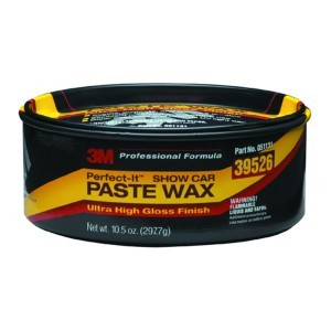 3M Perfect-it Show Car Paste Wax, 10.5 ounce; 39526