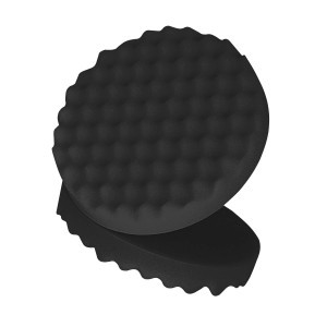 3M Foam Polishing Pad, Single Sided, Flat Back, 05725 2 pads per bag