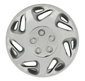 "Wheel Covers: Premier Series: 8059 Silver (16"")"