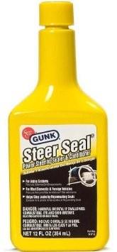 Gunk 'Steer Seal' Power Steering Sealer & Conditioner - 12 oz.