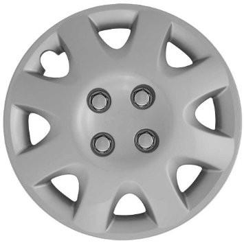 "Wheel Covers: Premier Series: 895 Silver (14"")"