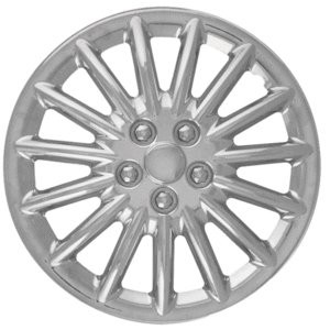 Wheel Covers: Premier Series: 188 Chrome or Silver
